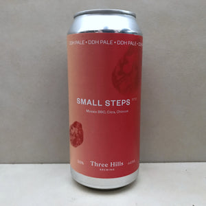 Three Hills Small Steps No. 1 (2019)