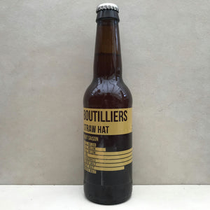 Boutilliers Straw Hat