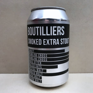 Boutilliers Smoked Extra Stout