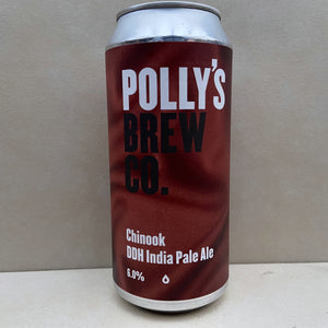 Polly's Brew Co Chinook DDH India Pale Ale
