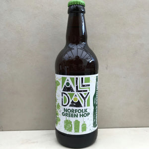 All Day Norfolk Green Hop Cascade