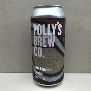 Polly's Brew Co Citra Ekuanot Pale Ale