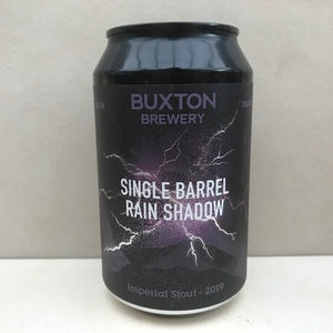 Buxton Single Barrel Rain Shadow 2019