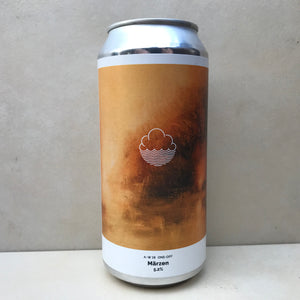 Cloudwater A•W18 One-Off Märzen