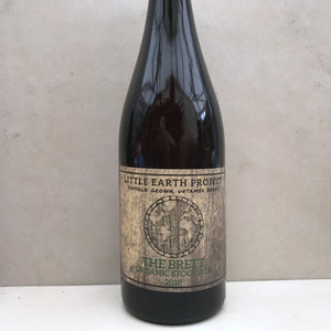 Little Earth Project The Brett - Organic Stock Ale 2018