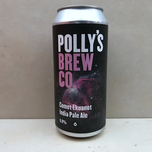 Polly's Brew Co Comet Ekuanot India Pale Ale
