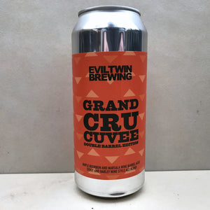 Evil Twin Grand Cru Cuvee (Double Barrel Edition)