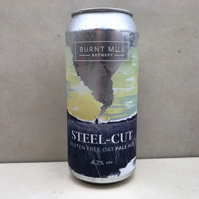 Burnt Mill Steel Cut w/ Sabro, Cashmere & Citra