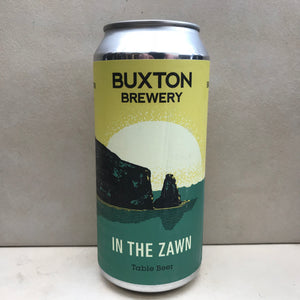 Buxton In The Zawn