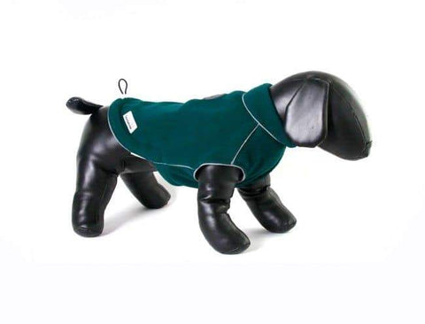 Fleece Teal - The Dog Hoose