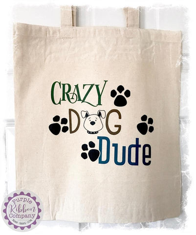 Cotton Tote Bag - The Dog Hoose