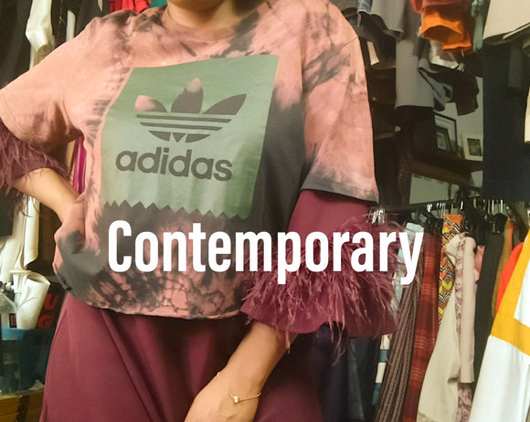 Preowned Contempoary Designer Fashion Brands and Samples
