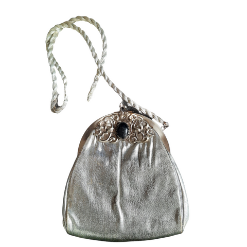 1950s Vintage Harry Levine  Clasp Bag