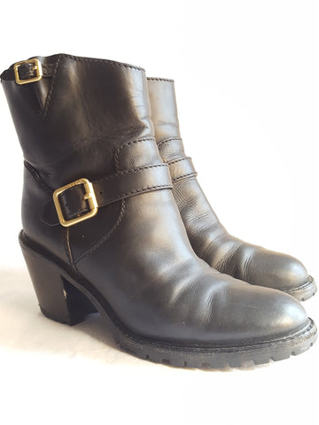 Marc by Marc Jacobs Moto Boots size 39