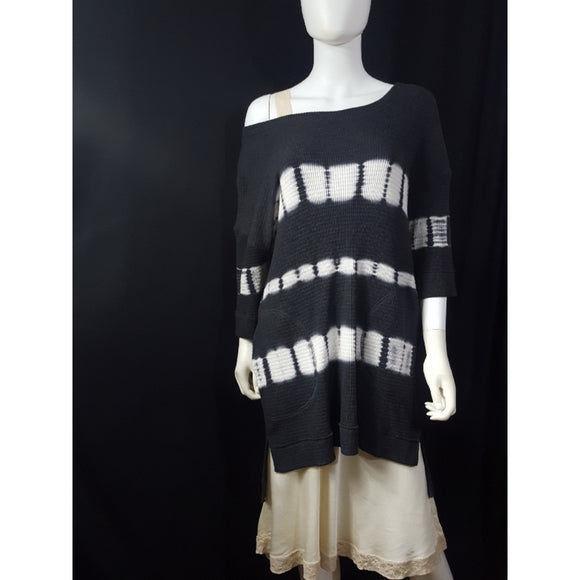 We The Free Canyon Wash Tunic Tie Dye Size M