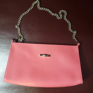 Vintage Longchamp Chain Strap Shoulder Bag