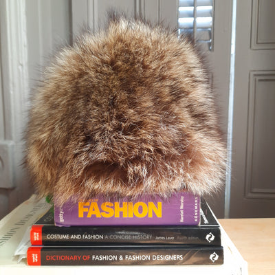 Lord & Taylor Salon Fur Hat