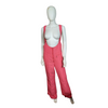 1970s - Vintage - Ski - Pants - Pink -Outerwear - Herman's World Of Sporting Goods