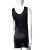 80's Vintage Issey Miyake for Bergdorf Goodman Pleated Side Split Tank Size XS