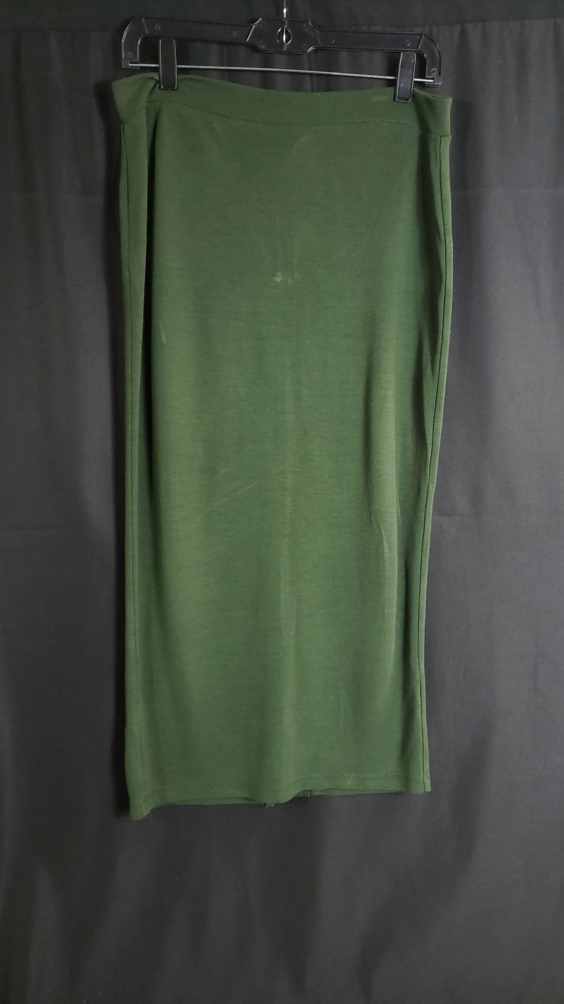 French Connection Jersey Knit Midi Skirt Size 10