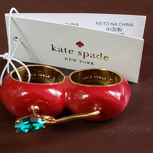 Kate Spade Ma Cherie Double Ring Size 7/8
