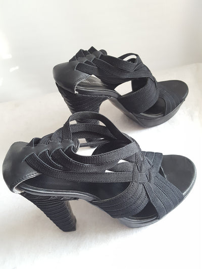 United Nude Elastic Tangle Hi Sandals sz. 39, Shoes, United Nude, [shop_name