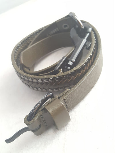 Rebecca Minkoff Leather Studded Belt Sz. M, Accessories, Rebecca Minkoff, [shop_name