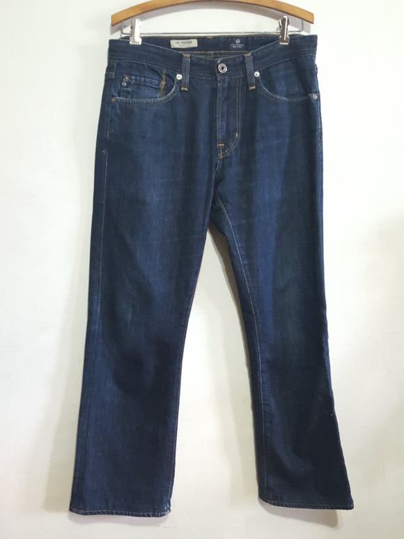 Mens, Adraino Goldschmied, The Protege Straight Leg Jeans, sz. 31x32