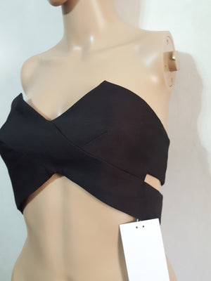 Solace London Florence Strapless Top sz. 8