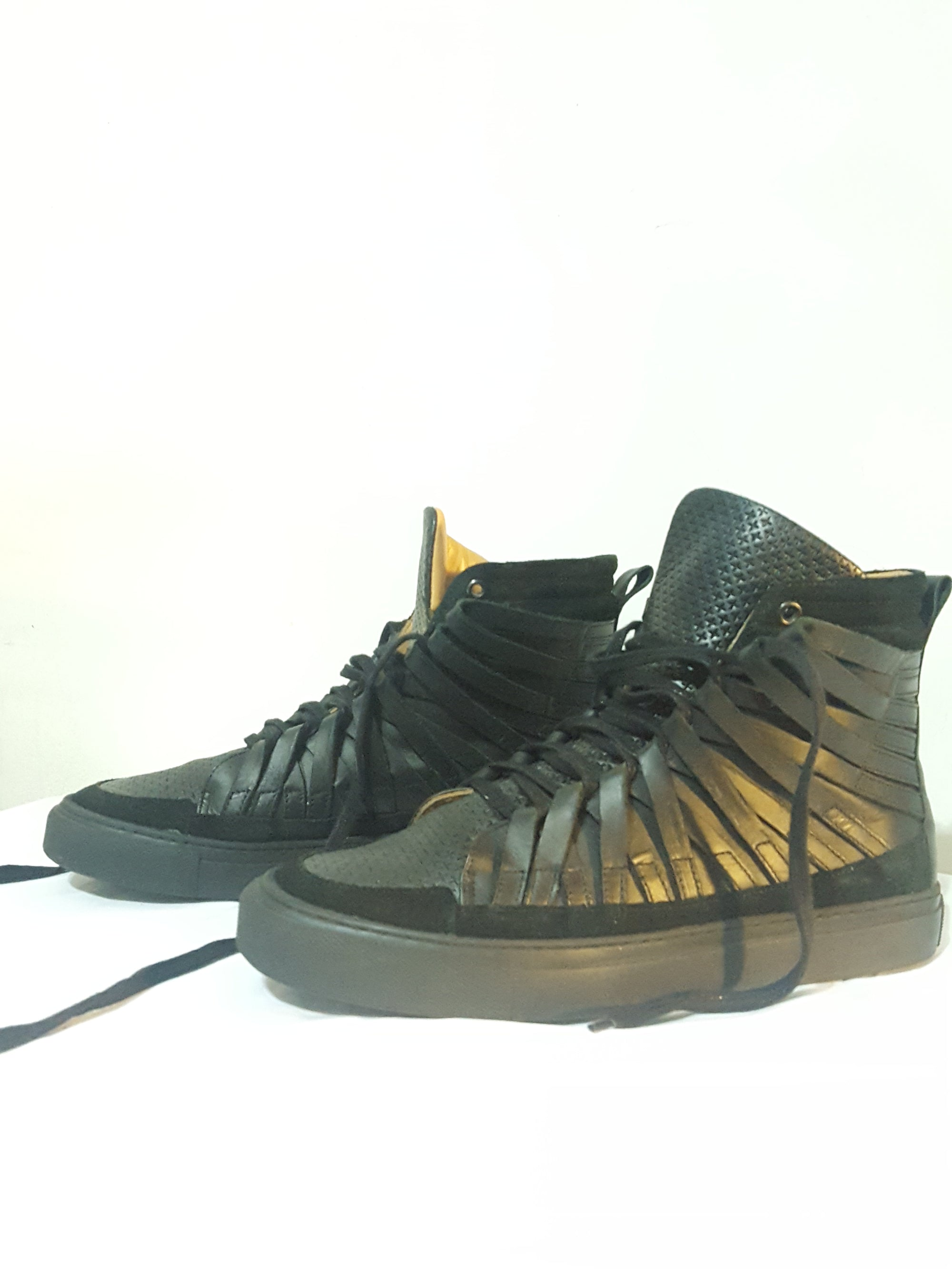 Damir Doma Falco High Signature Mens Sneakers sz.41, Shoes, Damir Doma, [shop_name