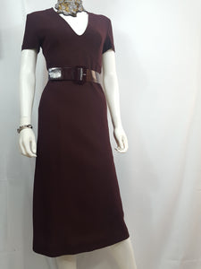 KORS Micheal Kors Wool Shift Dress sz. 4