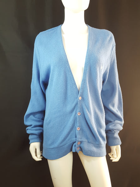 Christian Dior Monsieur Deep V Neck Cardigan Size XL