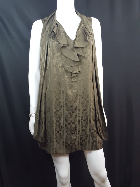 Rachel Zoe Silk Shirtdress Size 2