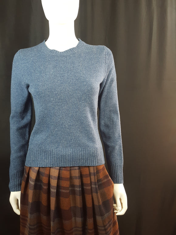 J.Crew Lambs Wool Crew Neck Sweater Size S