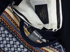 Paul Smith The British Collection Navy Wool Pants size