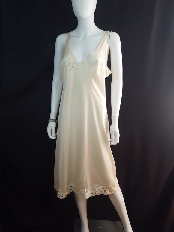 Vintage Dress Slip sz. M
