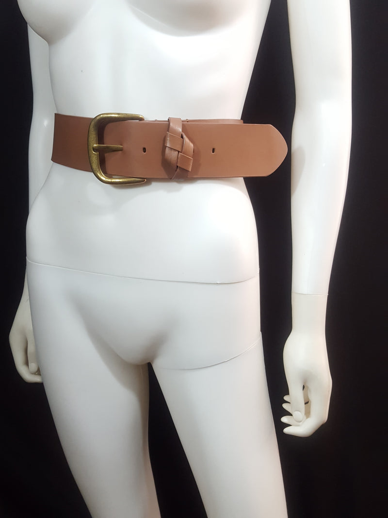 Talbots Extra Wide Leather Belt sz. M, Accessories, Talbots, [shop_name