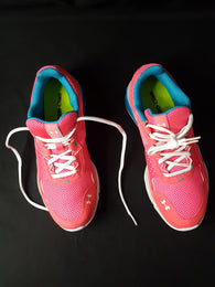 Under Armour Micro Sneakers 4D Foam Pink Shoes