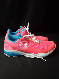 Under Armour Sneakers Pink Shoes