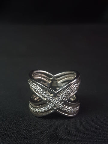 JCM 925 Italy Sterling Silver Jewelery, Rings