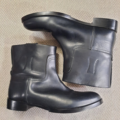 Rag &  Bone Leather Holly Ankle Boot Size 39.5