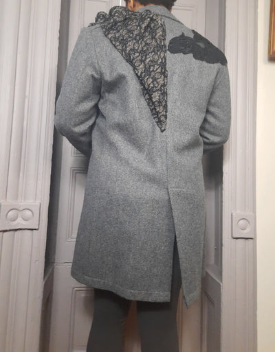 Casualcraft of New York Weather Proof Wool Coat Size 40/L