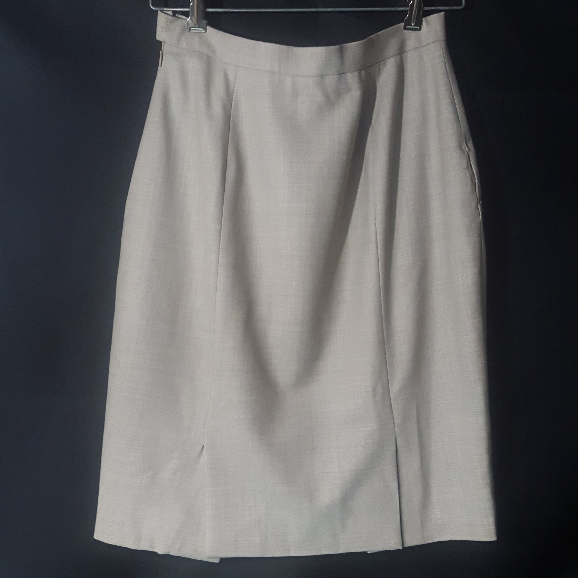 Givenchy Pencil Skirt 1990s Size 40/ S