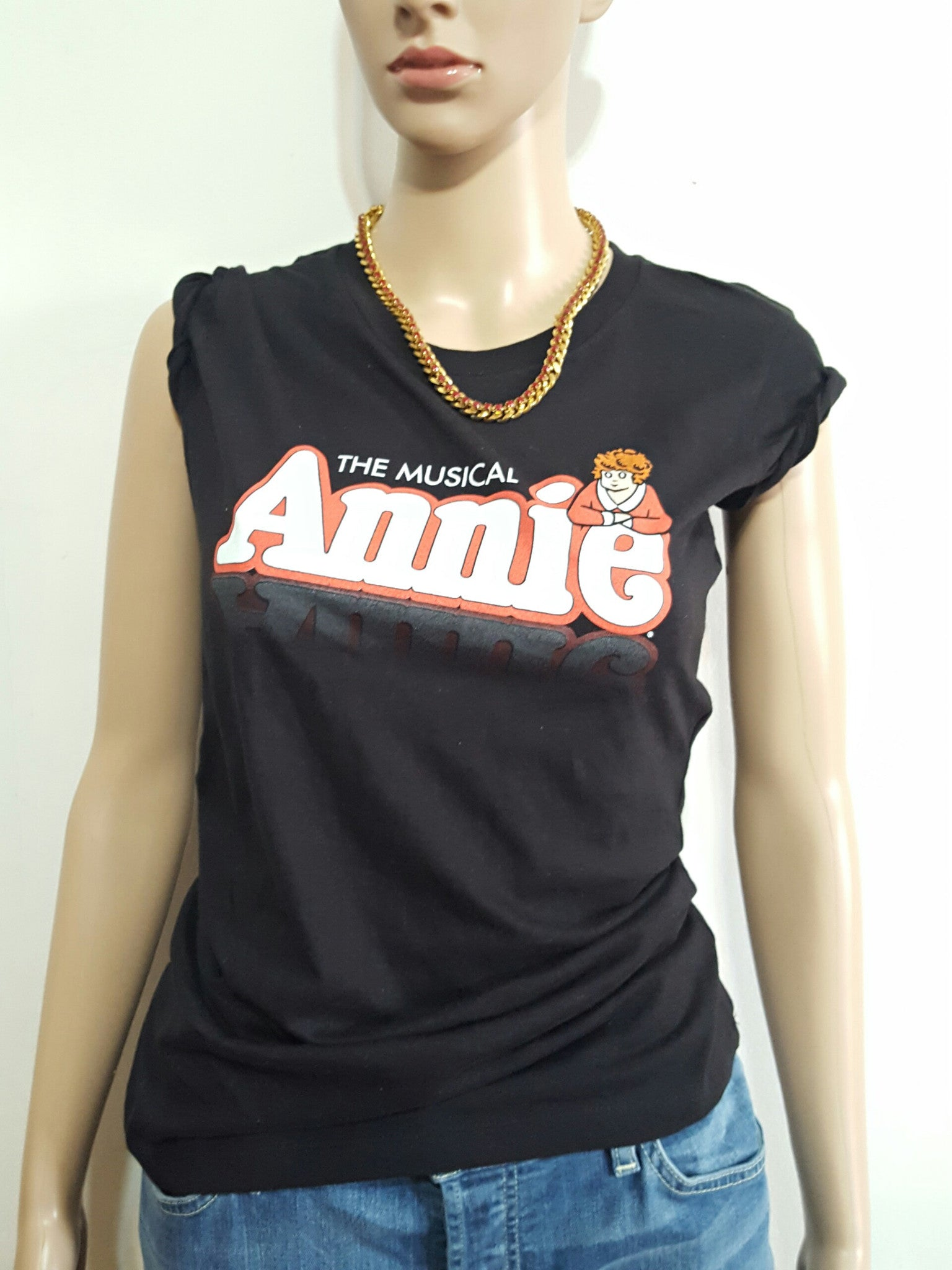 Annie Broadway Musical Tee sz. M, Tops, Creative Goods, [shop_name