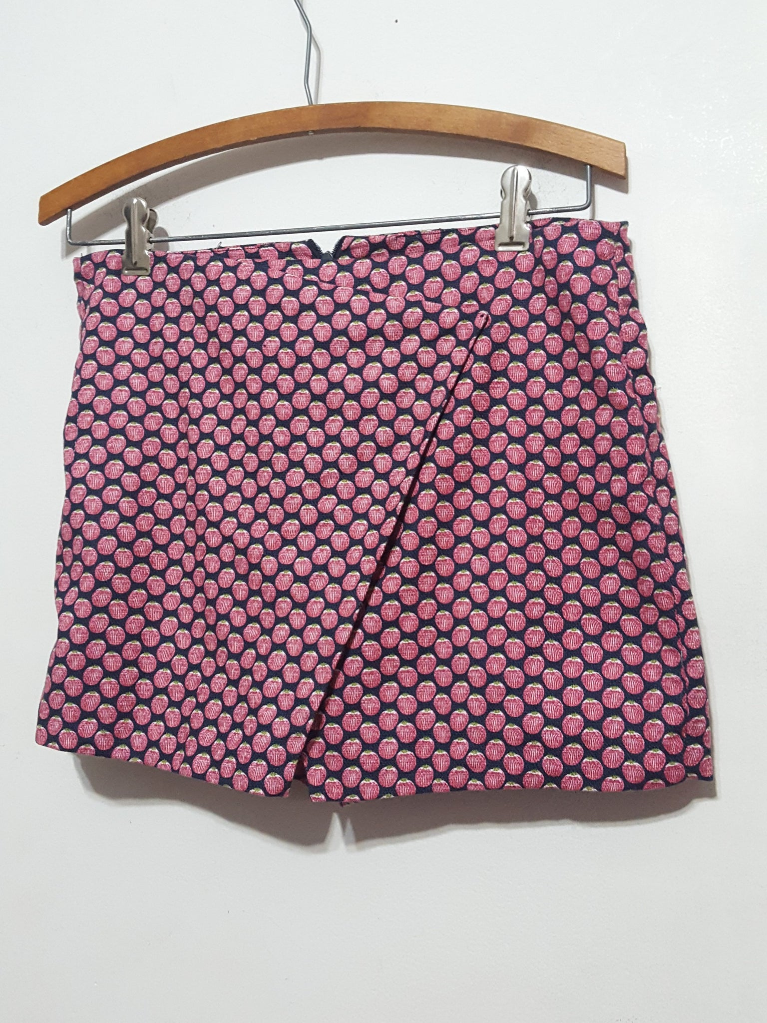Zara Watermelon Patch Skorts Size S