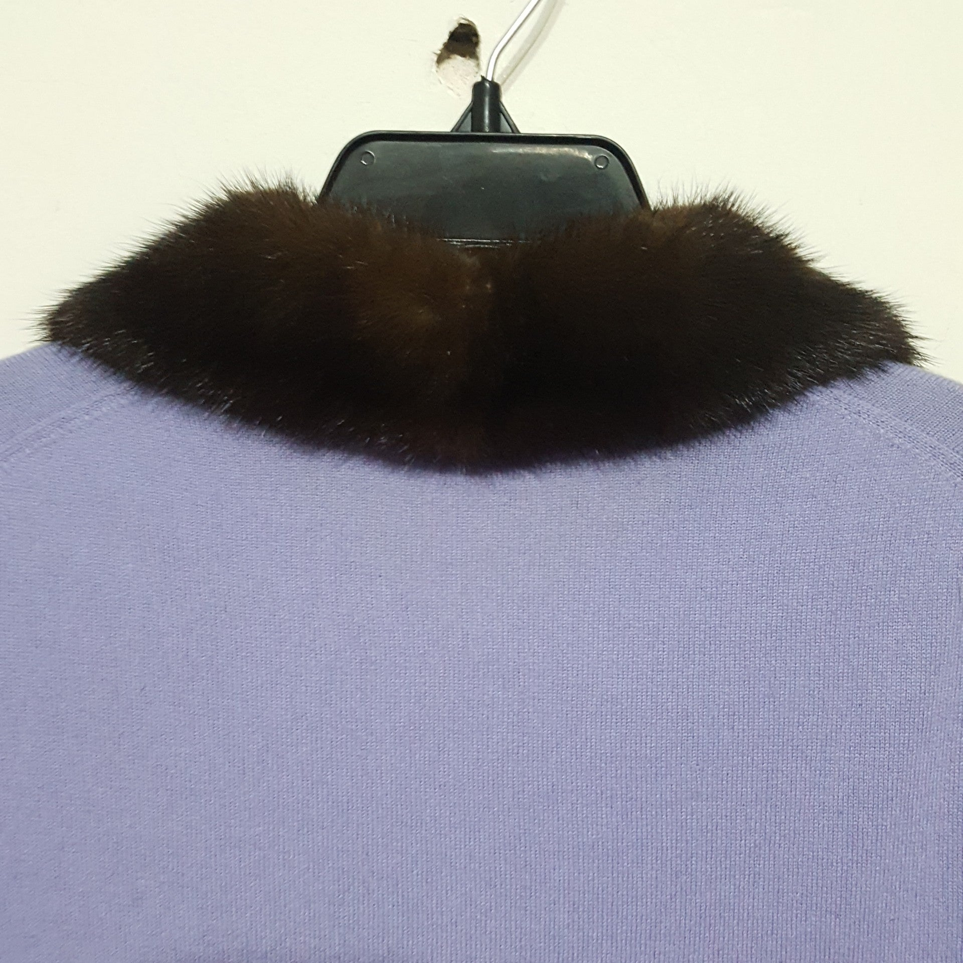TSE Cashmere Mink Collar Sweater size S
