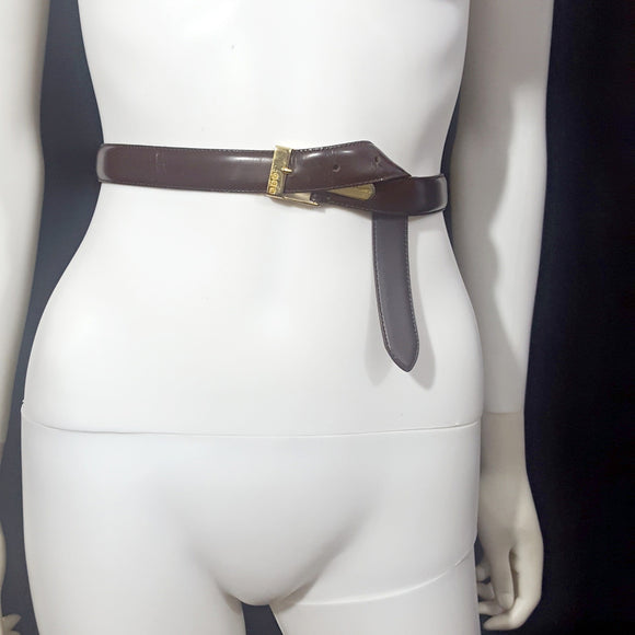 Ralph Lauren Italian Leather Belt sz. M