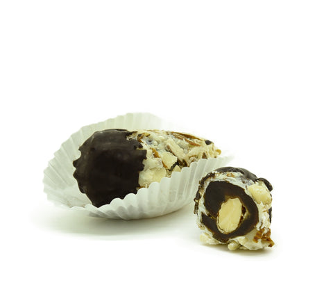 Chocolate Dates - Almonds Dark Chocolate