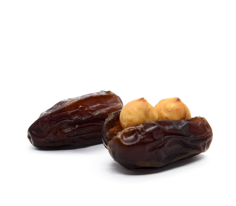Nuts Stuffed Dates - Hazelnut