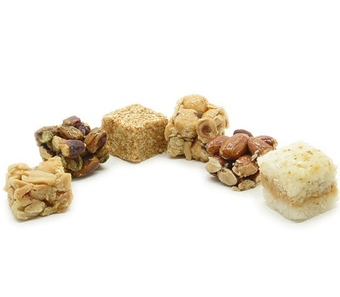 Semsmiyeh Mix - Sweet Nuts Assortment
